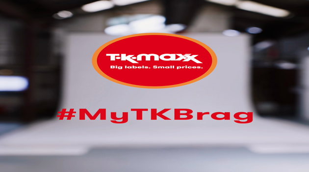 TK Maxx: Baz Ashmawy's Guide to Social Media Bragging with TK Maxx